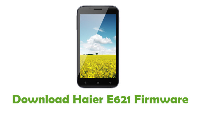 Download Haier E621 Firmware