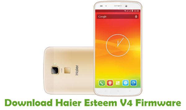 Download Haier Esteem V4 Firmware