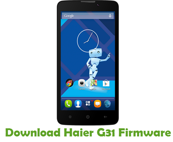 Download Haier G31 Firmware