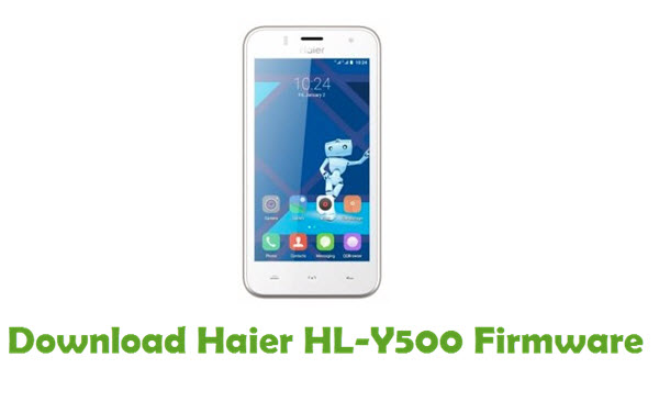 Download Haier HL-Y500 Firmware