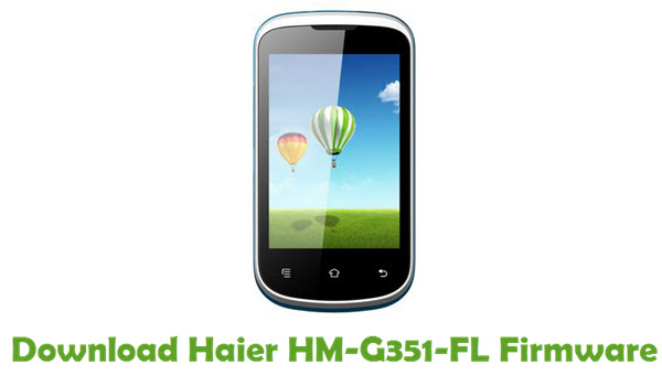 Download Haier HM-G351-FL Firmware