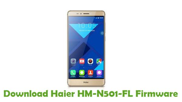 Download Haier HM-N501-FL Firmware