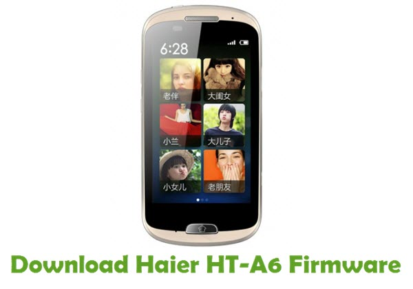 Download Haier HT-A6 Firmware