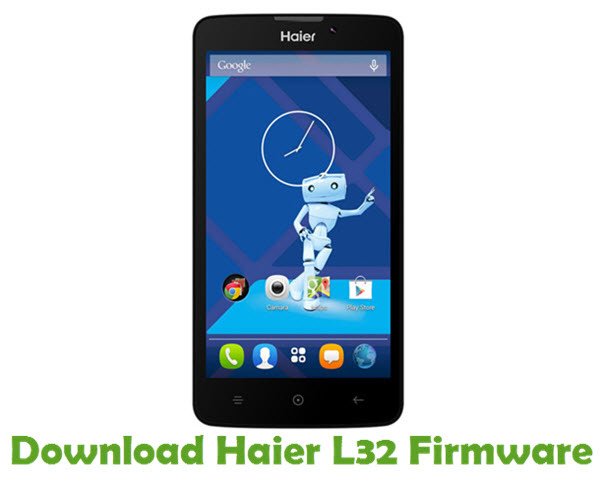 Download Haier L32 Firmware