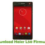 Haier L50 Firmware