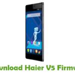 Haier V5 Firmware