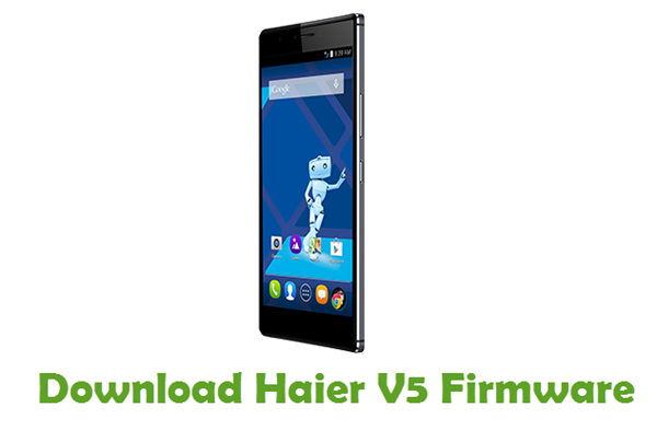 Download Haier V5 Firmware