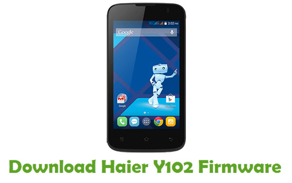 Download Haier Y102 Firmware
