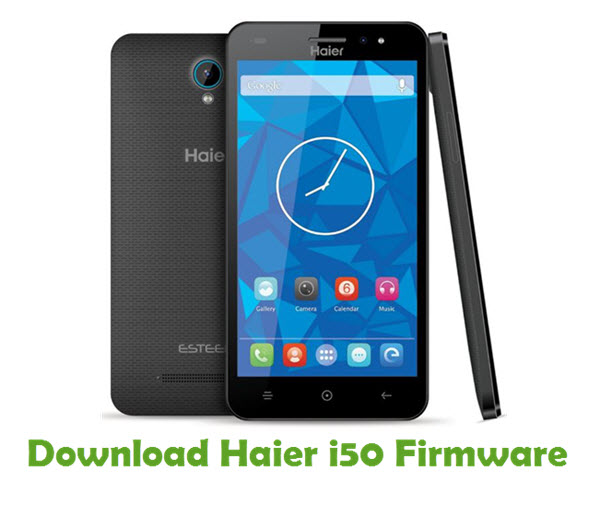 Download Haier i50 Firmware