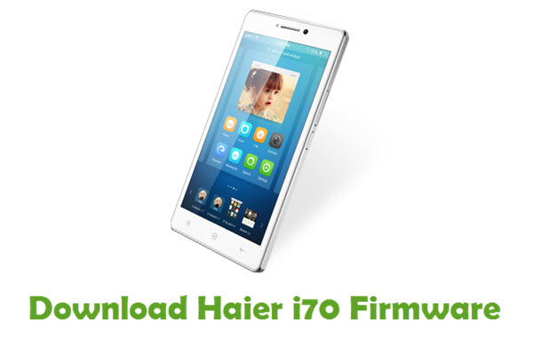Download Haier i70 Firmware