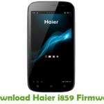 Haier i859 Firmware