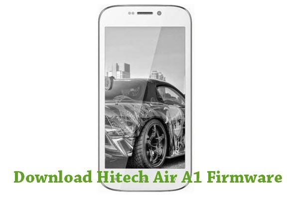 Download Hitech Air A1 Firmware
