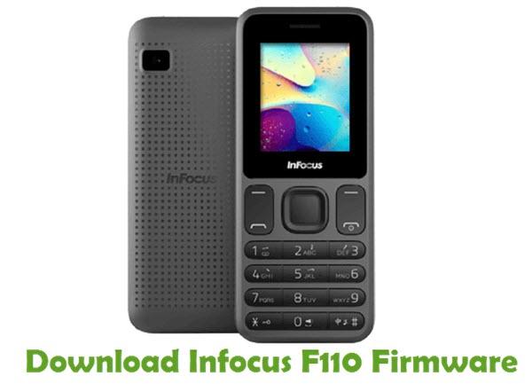 Download Infocus F110 Firmware