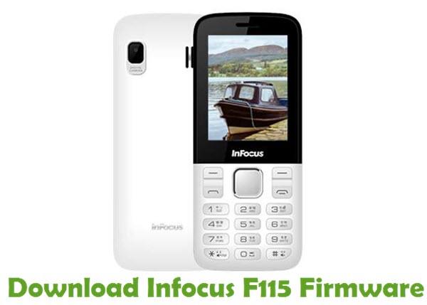 Download Infocus F115 Stock ROM