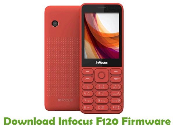 Download Infocus F120 Firmware
