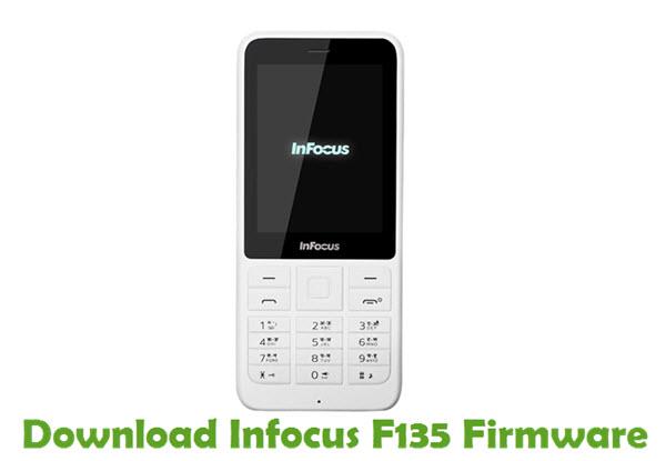 Download Infocus F135 Stock ROM