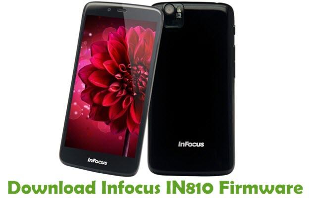 Download Infocus IN810 Stock ROM