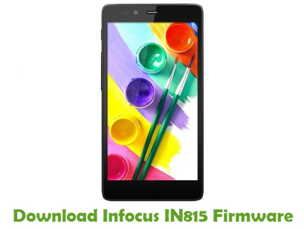 Download Infocus IN815 Firmware