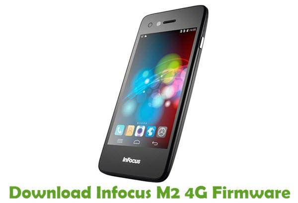 Download Infocus M2 4G Stock ROM