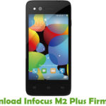 Infocus M2 Plus Firmware