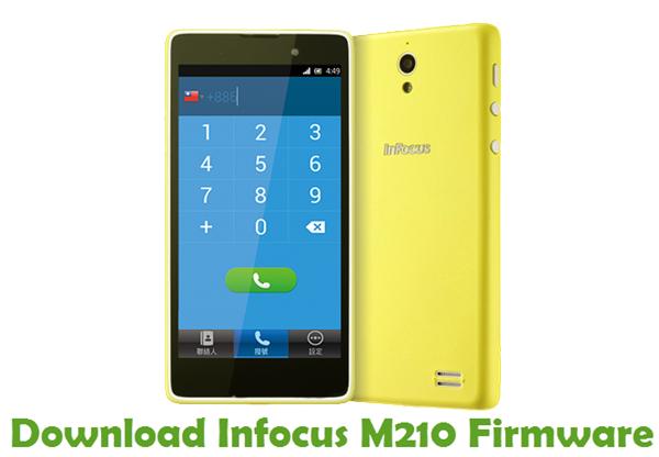 Download Infocus M210 Firmware