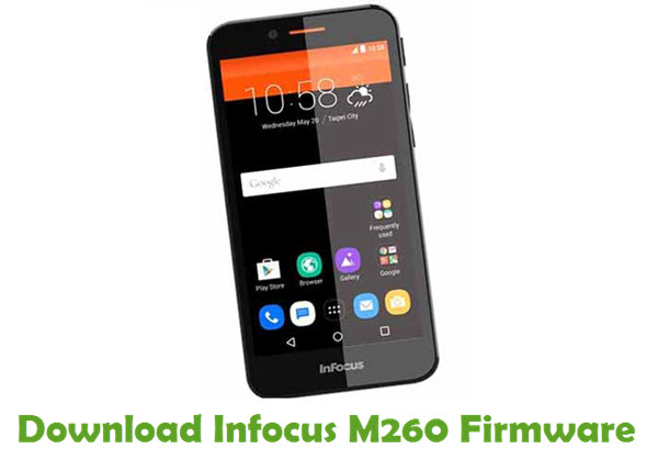 Download Infocus M260 Firmware