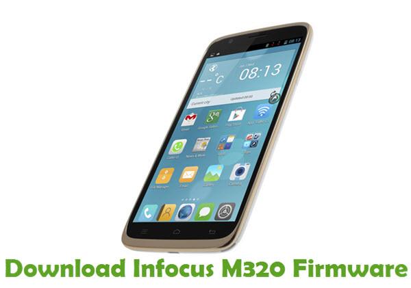 Download Infocus M320 Firmware