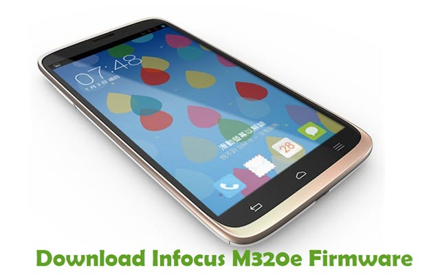 Download Infocus M320e Firmware
