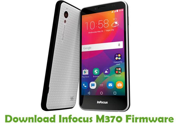 Download Infocus M370 Firmware