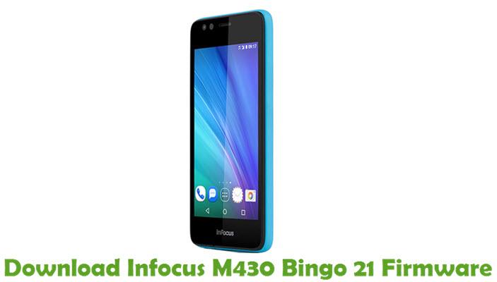 Download Infocus M430 Bingo 21 Firmware