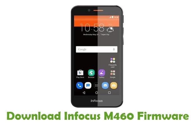 Download Infocus M460 Firmware