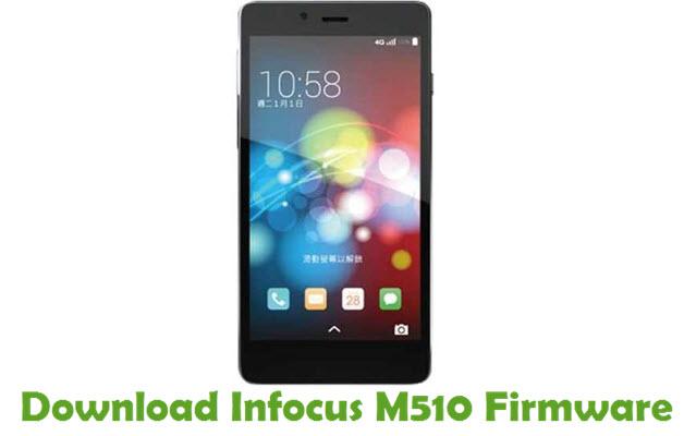 Download Infocus M510 Stock ROM