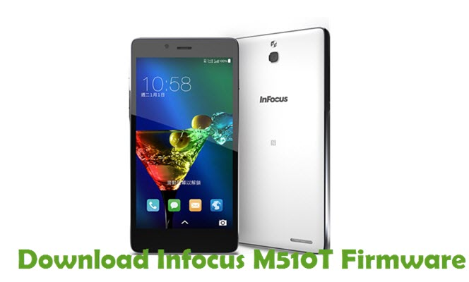 Download Infocus M510T Firmware