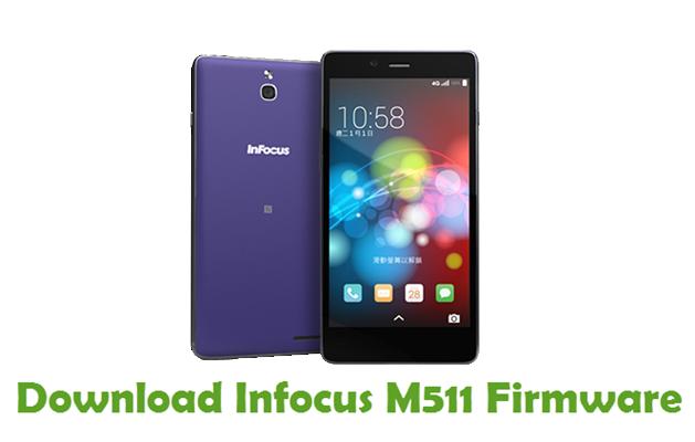 Download Infocus M511 Firmware