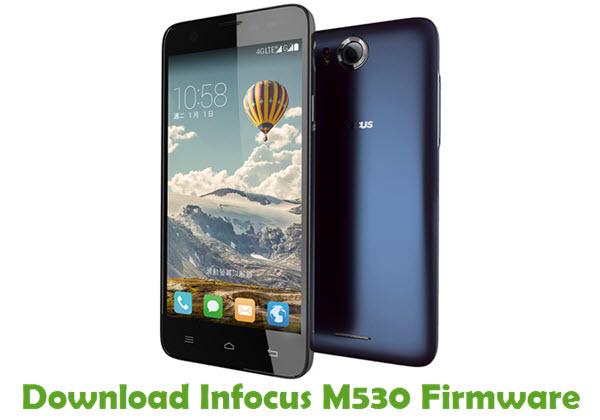 Download Infocus M530 Firmware