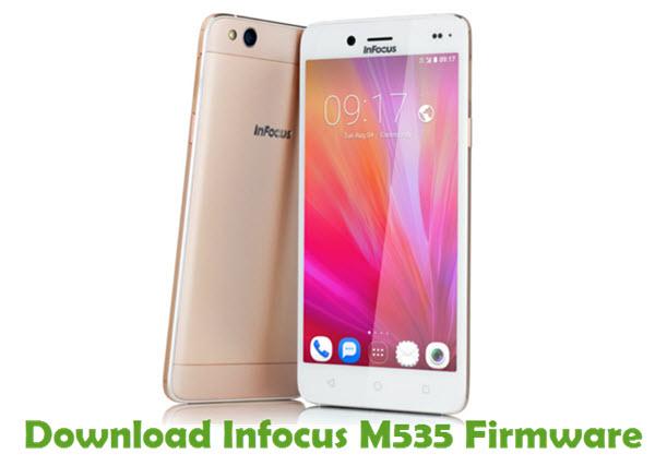 Download Infocus M535 Stock ROM