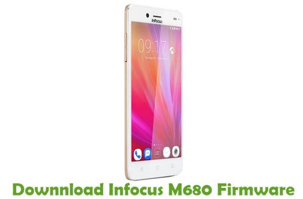Download Infocus M680 Stock ROM