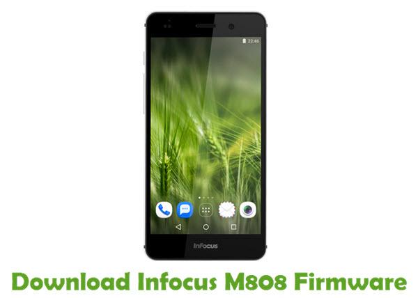 Download Infocus M808 Firmware