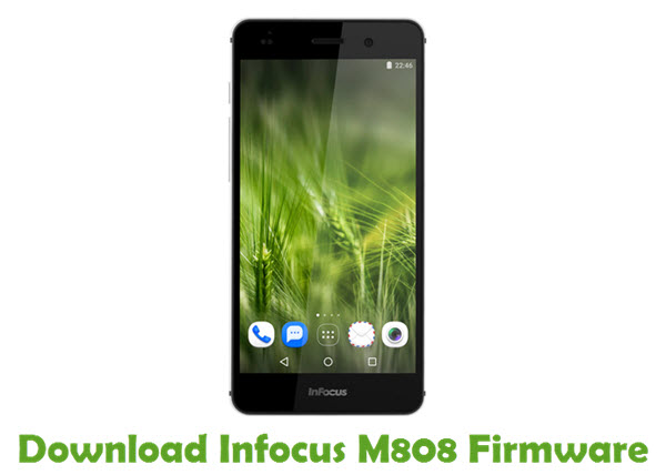 Download Infocus M808 Stock ROM