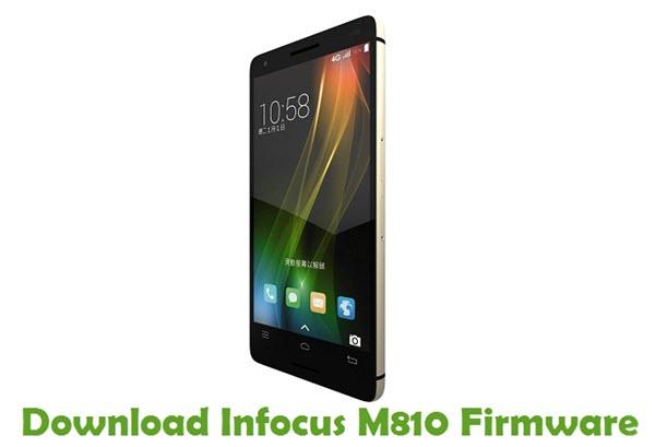 Download Infocus M810 Firmware