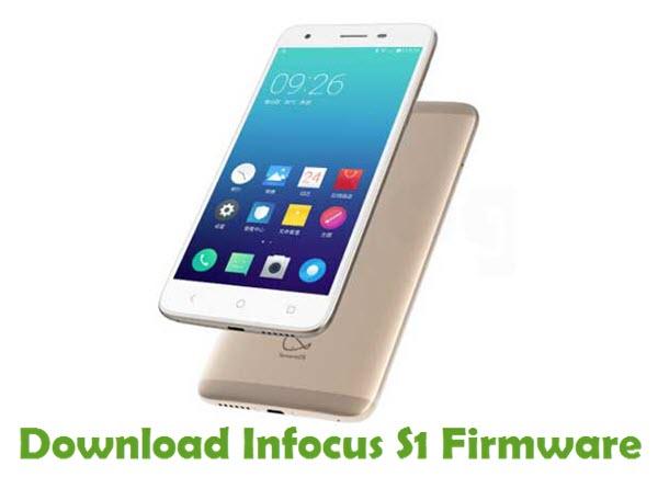 Download Infocus S1 Stock ROM