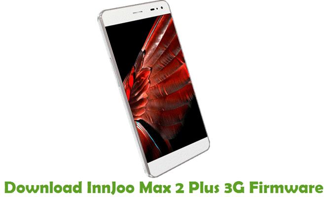 Download InnJoo Max 2 Plus 3G Firmware
