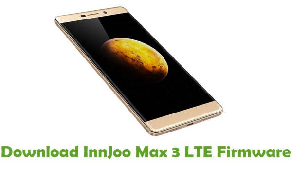 Download InnJoo Max 3 LTE Firmware