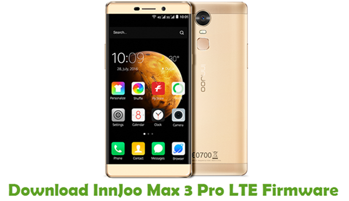 Download InnJoo Max 3 Pro LTE Firmware