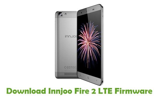 Download Innjoo Fire 2 LTE Firmware