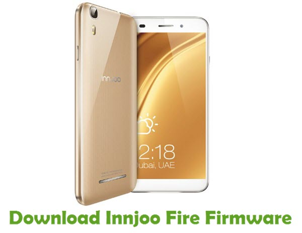 Download Innjoo Fire Firmware