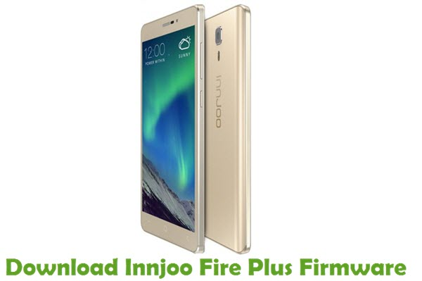 Download Innjoo Fire Plus Firmware