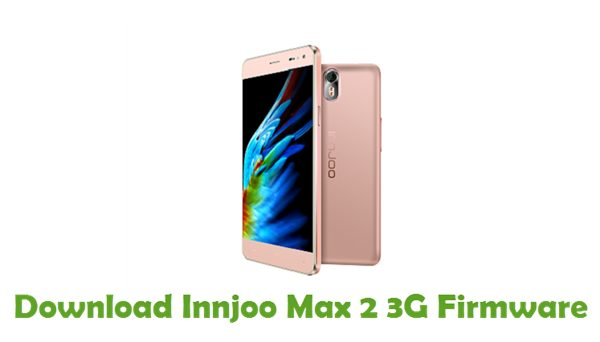 Download Innjoo Max 2 3G Firmware