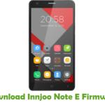 Innjoo Note E Firmware