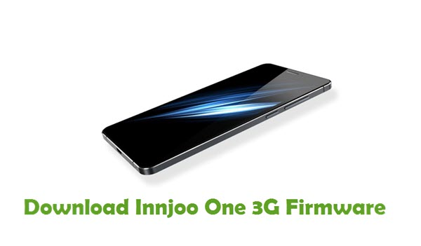 Download Innjoo One 3G Firmware